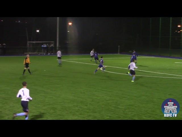 Kilbarrack Utd Vs Collinstown FC - LSL Metro Cup - 27th Nov 2019