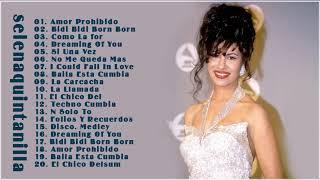 Selena Quintanilla-Pérez 20  Grandes Éxitos - Selena Sus Mejores Exitos