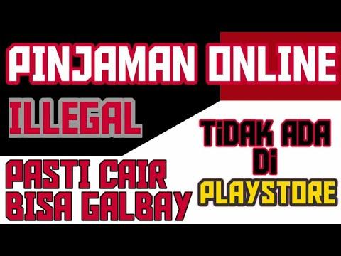 Pinjaman Online Langsung Cair Ilegal Pasti Cair Youtube