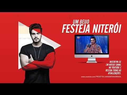 Luan Santana - Um beijo - Festeja Niterói Multishow 0309
