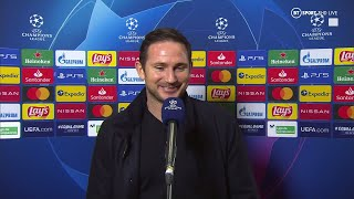 """Fair play to Oli, four goals isn't easy, I know!"" Frank Lampard reacts to Chelsea win vs Sevilla"