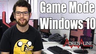 Veja o Game Mode do Windows 10 Creators Update em ação!