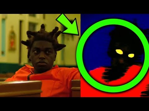 10 THINGS YOU MISSED IN Kodak Black - Roll...