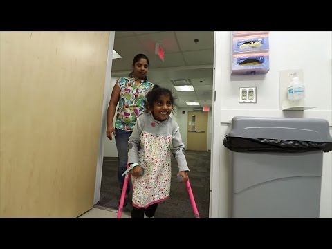 Thumbnail: 5-Year-Old Girl With Cerebral Palsy Has Life-Changing Surgery to Walk on Her Own