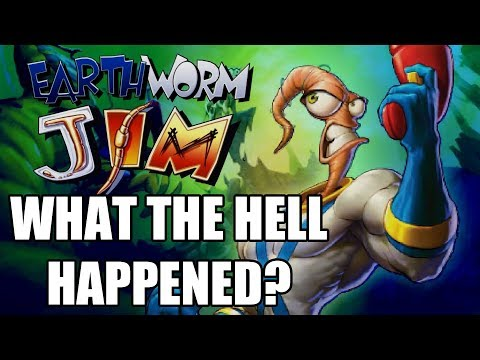 What The Hell Happened To Earthworm Jim?