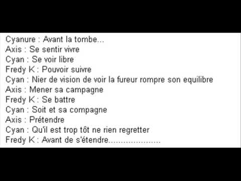 ATK - Avant La Tombe - Lyrics - Paroles - Tuerie