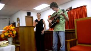Ten Thousand reasons presented by Jessie and Lee Townsend