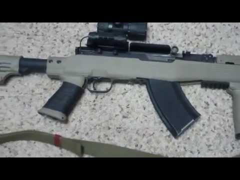 Modified SKS Rifle Review
