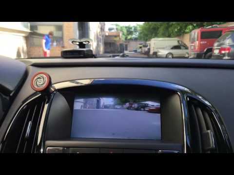 Rear and front camera on astra j gtc, opc, insignia, zafira etc navi600/900 etc witout interface