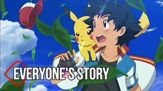 Pokemon Movie 21 Everyone's Story in Hindi - Trailer Breakdown