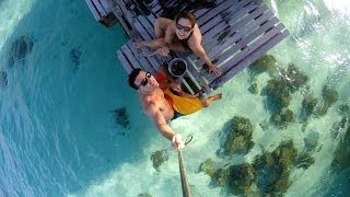 Honeymoon in Paradise - Moorea, French Polynesia (2014)