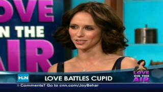HLN: Jennifer Love Hewitt on