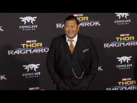 "Benedict Wong ""Thor: Ragnarok"" World Premiere Red Carpet"