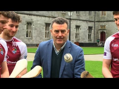Joe Connolly, Galway & NUIG