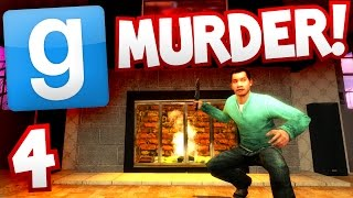 Saying Grace | Gmod Murder [Ep.4]