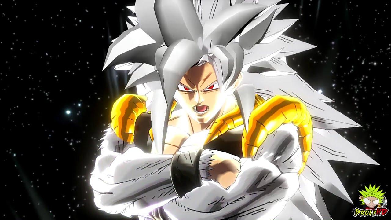 Dragon Ball Xenoverse - Super Saiyan 5 Gogeta MOD [60FPS ...