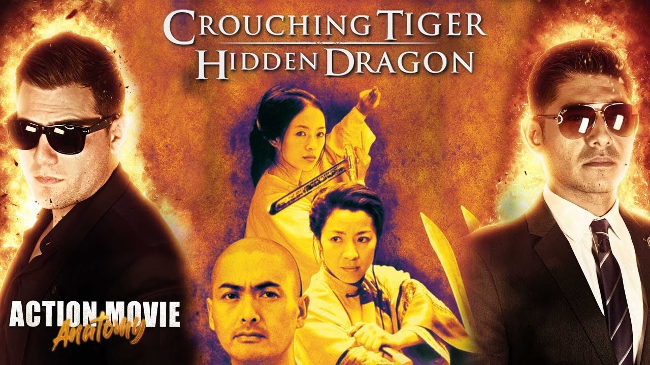 Crouching Tiger Hidden Dragon 2000 Review Action Movie Anatomy Youtube