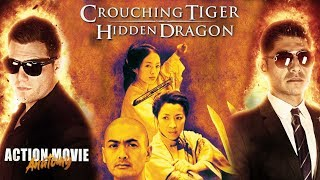 Crouching Tiger, Hidden Dragon (2000) Review | Action Movie Anatomy