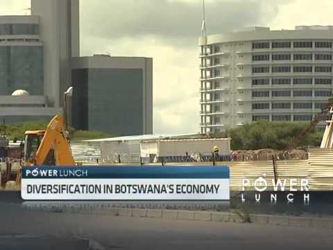Diversification in Botswana's Economy
