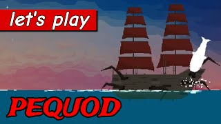 Pequod gameplay: A Whale of a Time! (FREE ship-destroying action game)