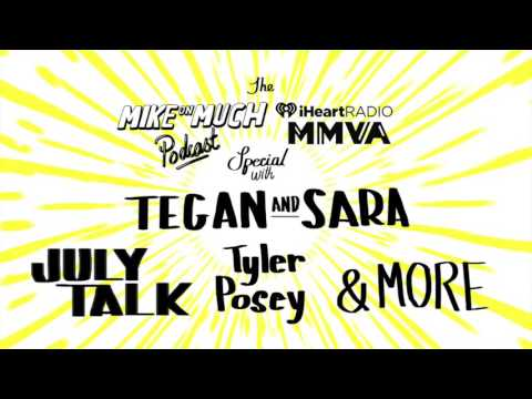 Special: 2016 iHeartRadio MMVAs (#31) | Mike on Much Podcast