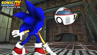 Sonic Adventure DX (PC) [4K] - Sonic
