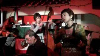 cosierto en Ambe cuatro(Japon) tema volver canta:masako yoshikawa b...