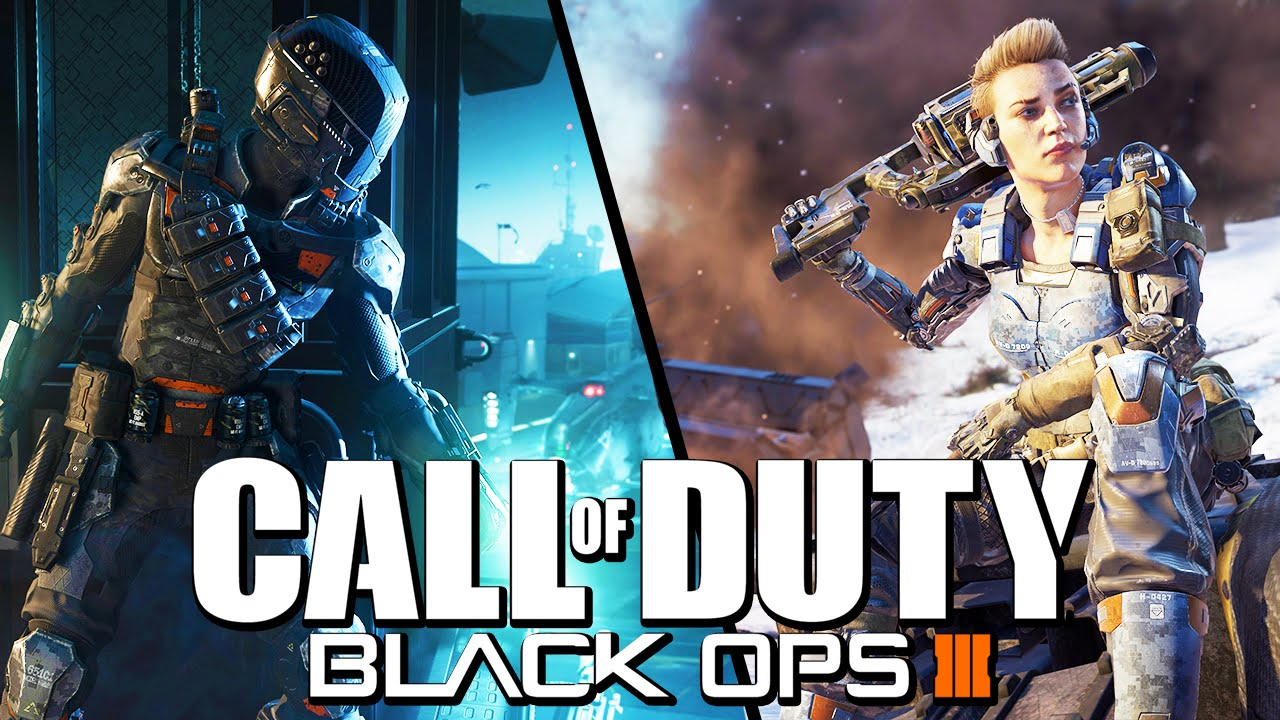 Black Ops 3 Beta Trailer New Specialists Spectre Battery