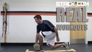 Real Workouts:  Justin Verlander