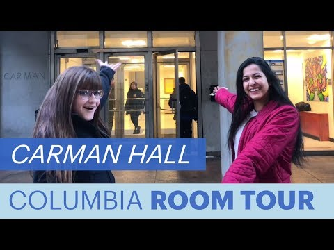 Carman Room Tour 2018 | Columbia University