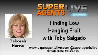Finding Low Hanging Fruit with Deborah Harris and Toby Salgado