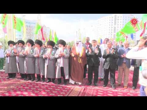 OCA President praises vision of Turkmenistan head of state
