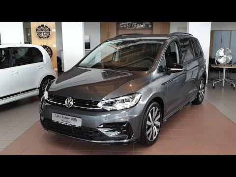 2019 VW Touran Highline 1,5 L TSI OPF
