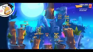 Angry Birds 2 (BUBBLES) clan vs clan (CvC) битва кланов (Clan battle) 7.09.2019