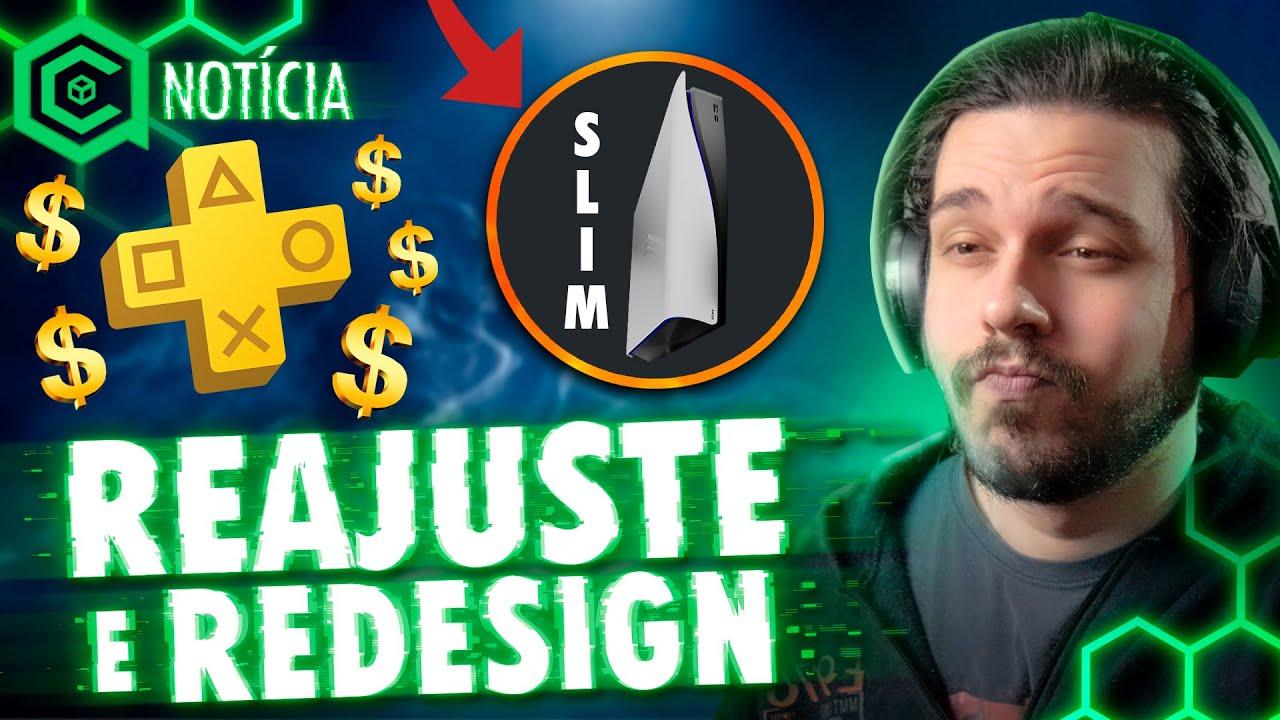 Sony AUMENTA preço da Plus e SOFRE com FALTA DE ESTOQUE!
