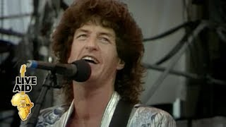 REO Speedwagon Can 39 t Fight This Feeling Live Aid 1985