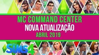 Nova Atualização do Mc Command Center Correção da Tradução e Opções em Branco Abril de 2019