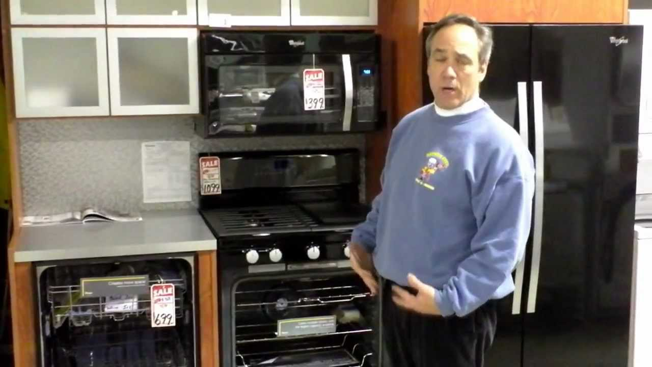 Black Ice By Whirlpool At Rozman Bros You