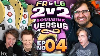 FRANK'S SOLO SERIES!! - Pokemon Fire Red and Leaf Green Randomized Soul Link 2v2 Versus Ep 04