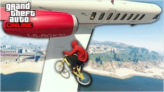 SUPER GTA 5 STUNTS FAILS GTA 5 Funny Moments PC