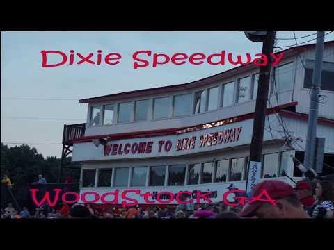 Dixie Speedway   WoodStock GA