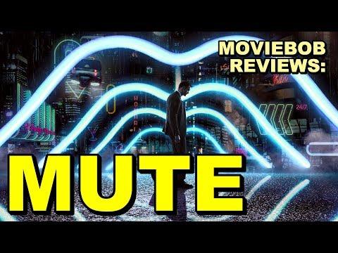 MovieBob Reviews: MUTE (2018)
