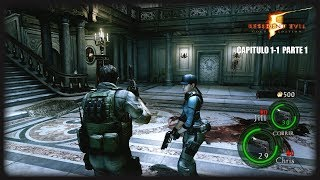 Resident Evil 5 Gold Edition: Capitulo 1-1 Parte 1
