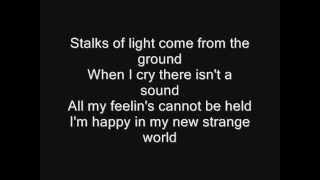 Iron Maiden - Strange World Lyrics