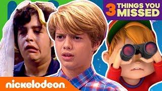 Do You Believe in Aliens? Ft. Henry Danger, Drake & Josh, & ALVINNN!!! | #3ThingsYouMissed