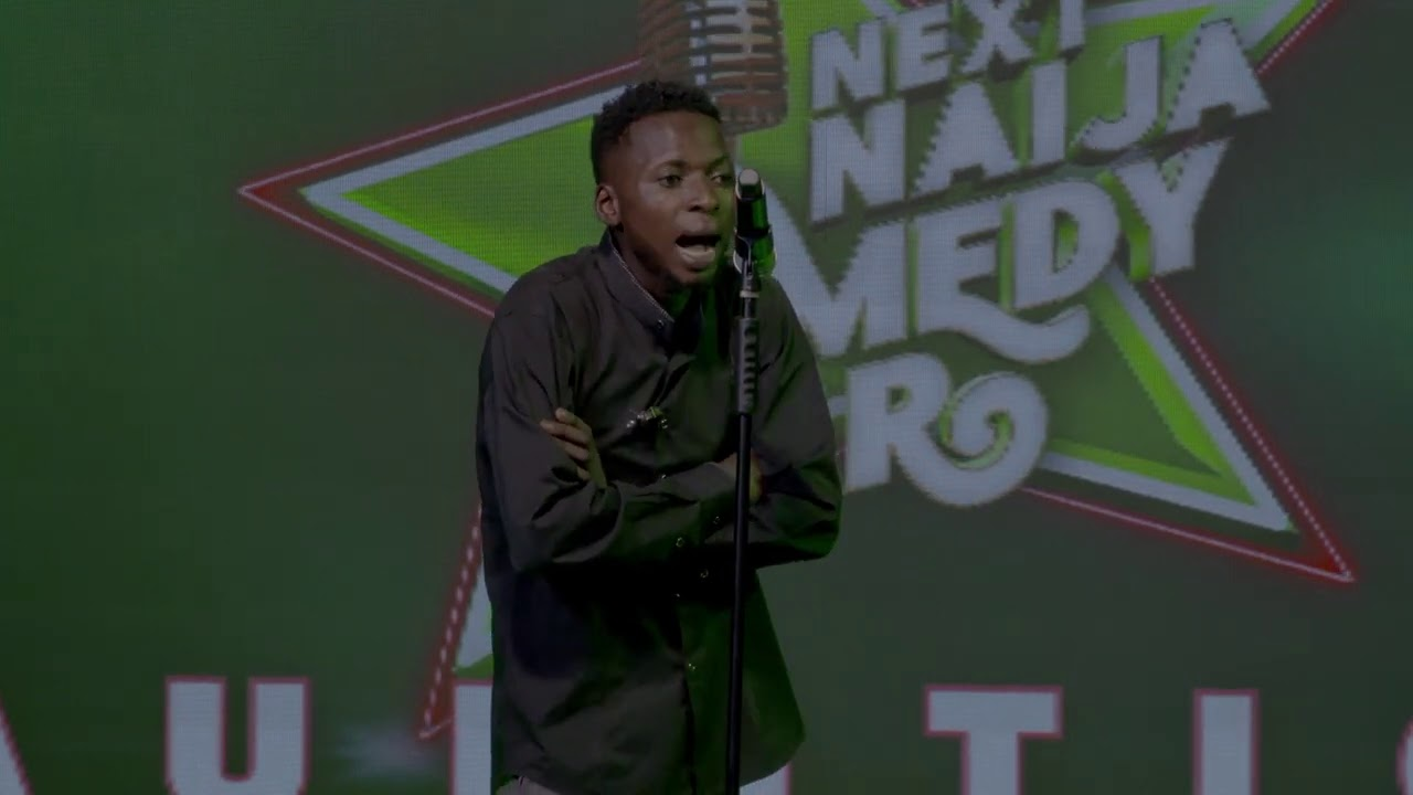 MC OGURA  - NEXTNAIJACOMEDYSTAR AUDITION
