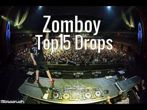 Zomboy - Top 15 Drops