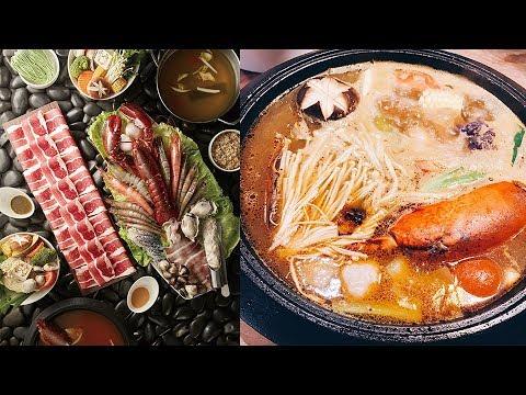 龍石鍋物3/29開幕!龍蝦爆炒石頭火鍋滿足你的味蕾