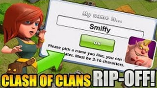 BIGGEST CLASH OF CLANS RIP- OFF ALL TIME!!- #2 BIGGEST COPY OF COC 2017