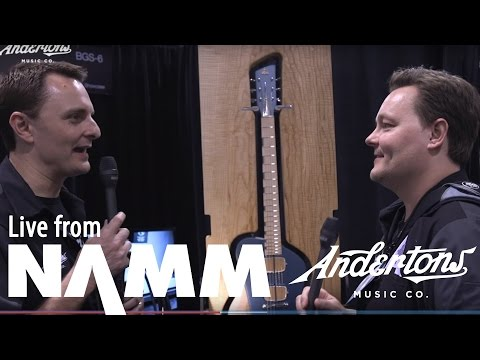 Boutique Guitars at NAMM 2017